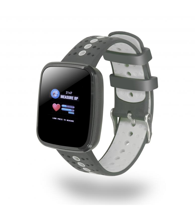 Comprar DSB Smartwatch Elite Sport PRE gris -Android 4.2 e iOS 7.0 / IP67 / Bluetooth 4.0-