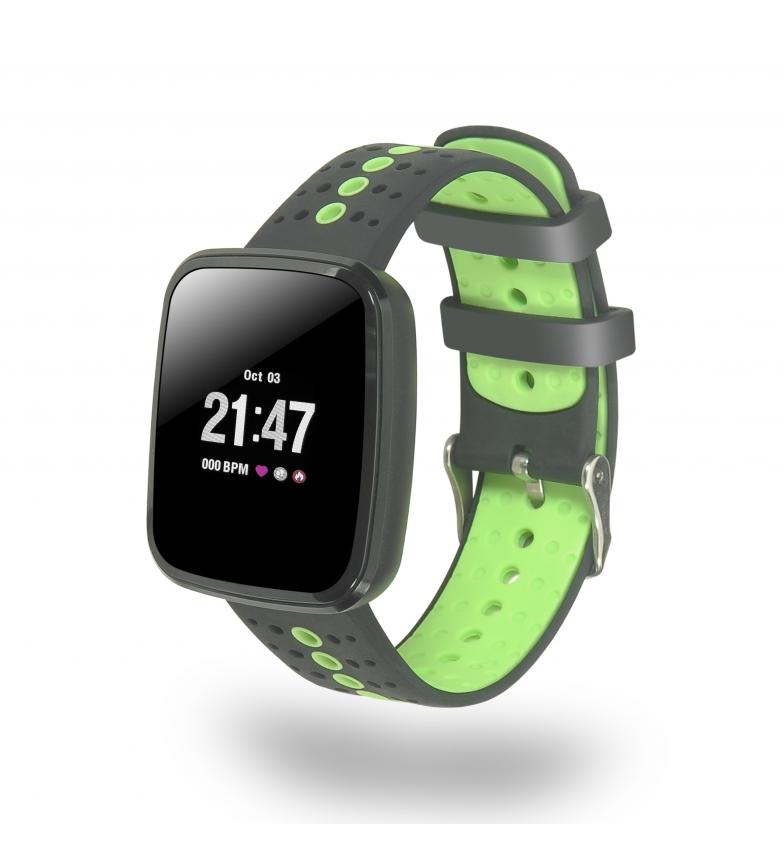 Comprar DSB Smartwatch Elite Sport PRE verde -Android 4.2 e iOS 7.0 / IP67 / Bluetooth 4.0-