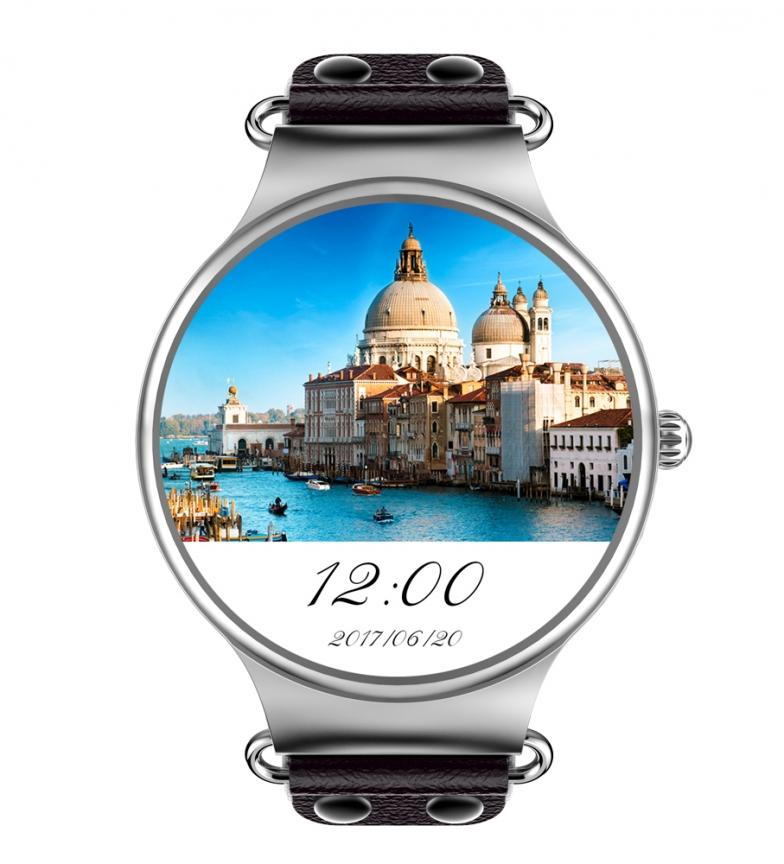 Comprar DSB Montre Smartwatch Madness noir argenté