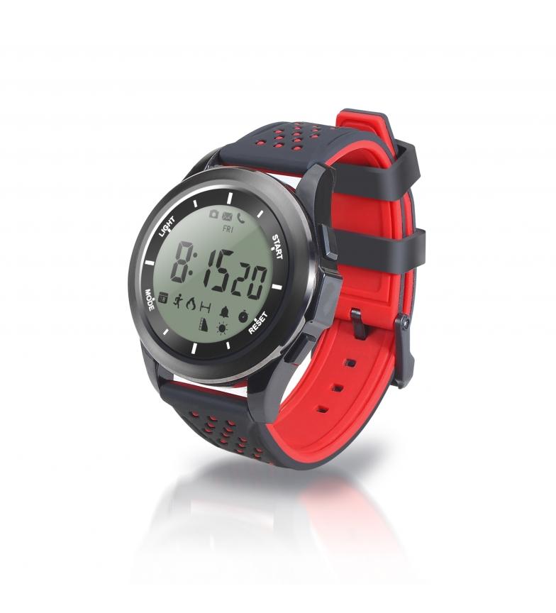 Comprar DSB Smartwatch Sport Unisex IP68 black-red