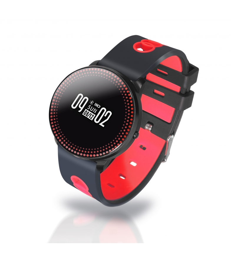 Comprar DSB Smartwatch Sport Mulher IP67 vermelho