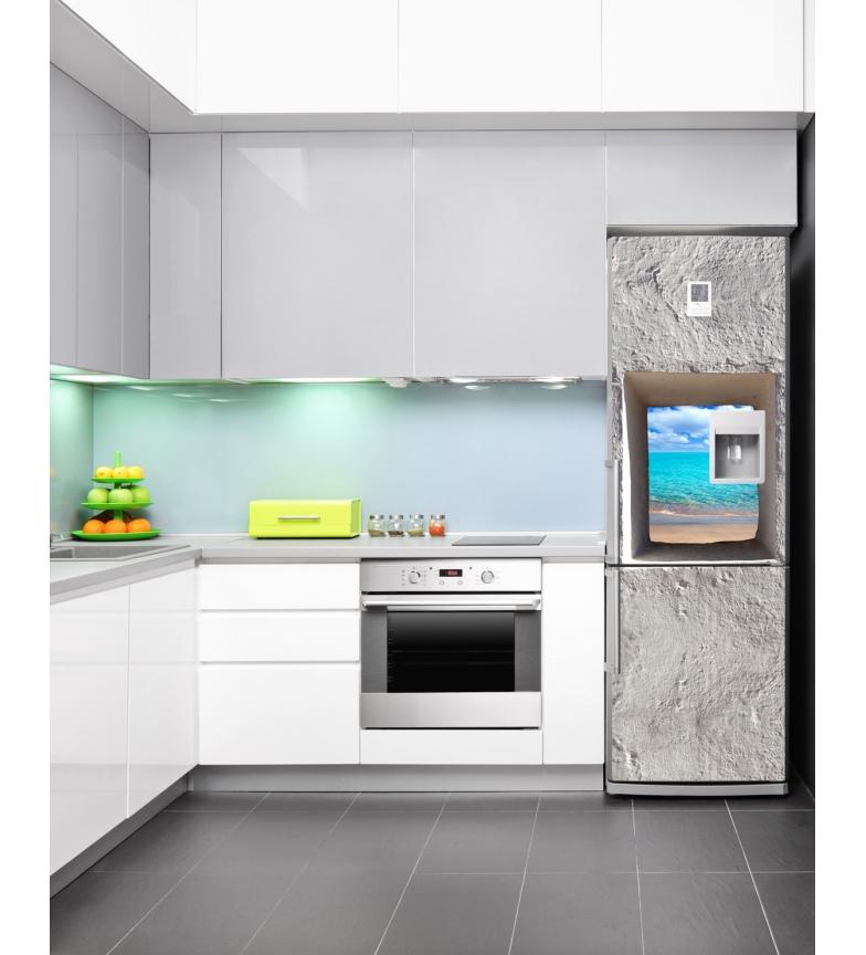 Comprar DSB Adesivo de vinil para janela de geladeira para o mar
