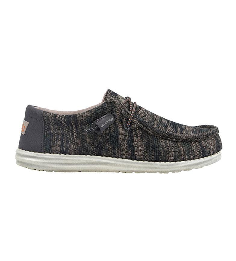 Comprar HeyDude Chaussures kaki Wally Sox