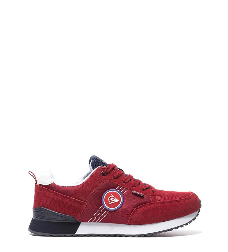 Comprar Dunlop Zapatillas 35522 rojo