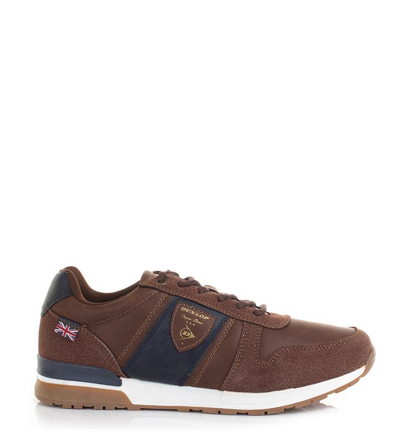 Comprar Dunlop Zapatillas 35444 marrón