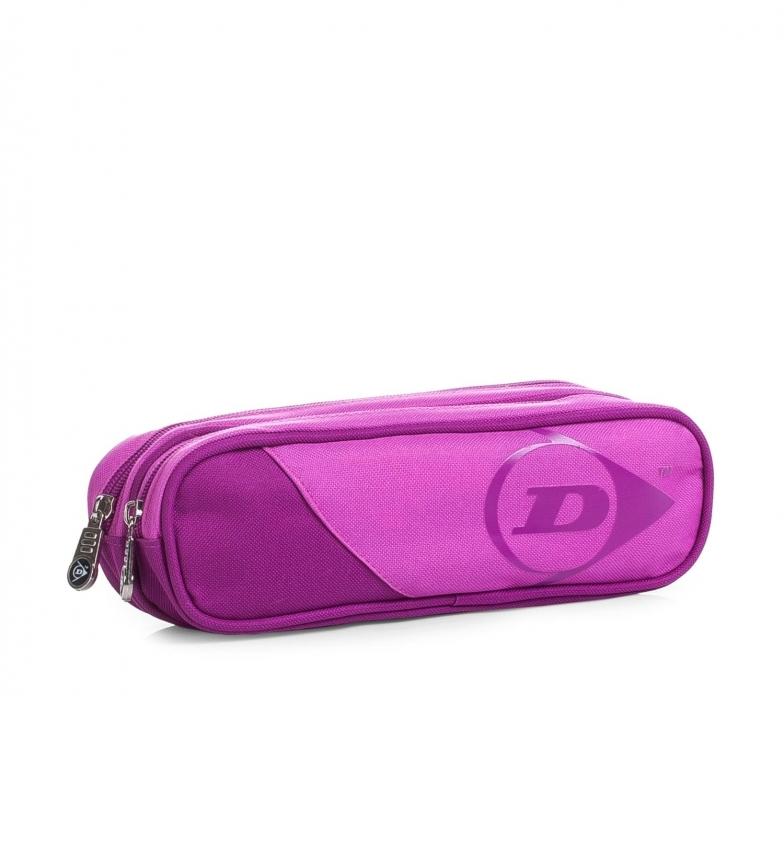 Comprar Dunlop DUNLOP Portatodo doppio colore viola -24x7.5x6-