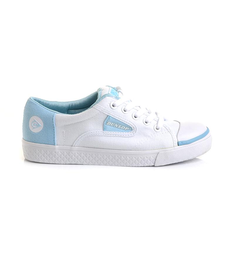 Comprar Dunlop Sneakers 35000 blanc, bleu
