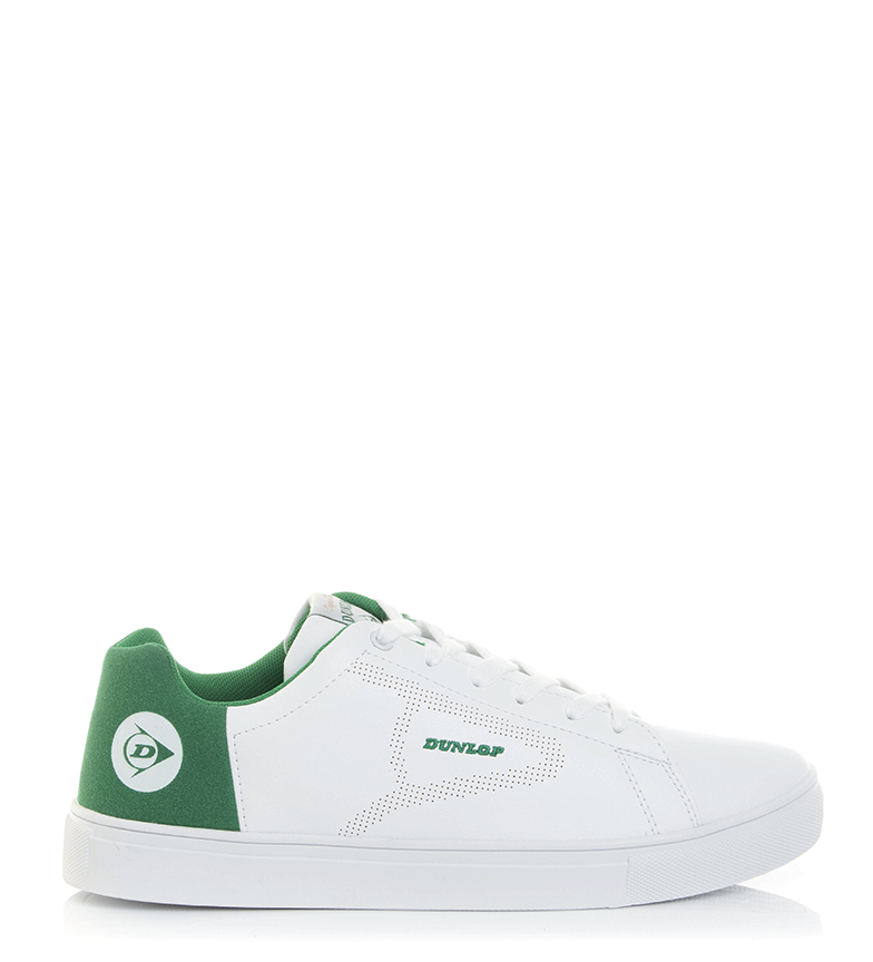 Comprar Dunlop Sapatos 35492 branco, verde