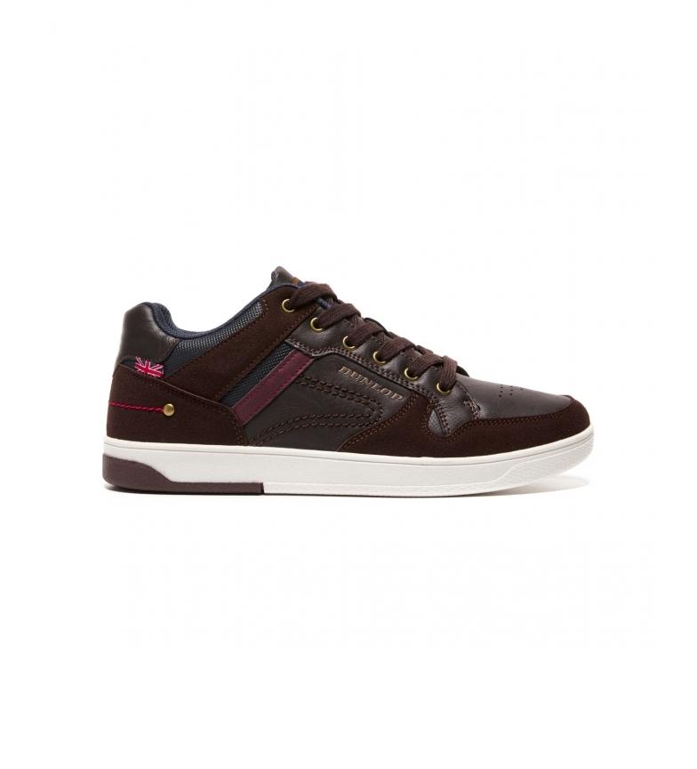 Comprar Dunlop Chaussures 35605 marron