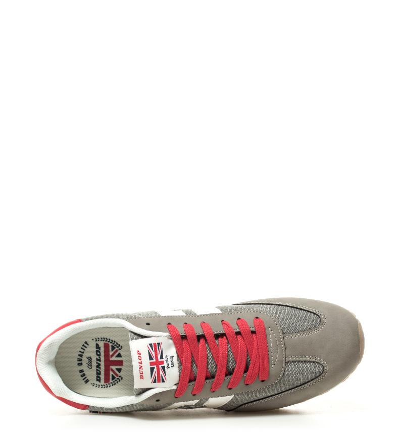 Dunlop Zapatillas Quality gris