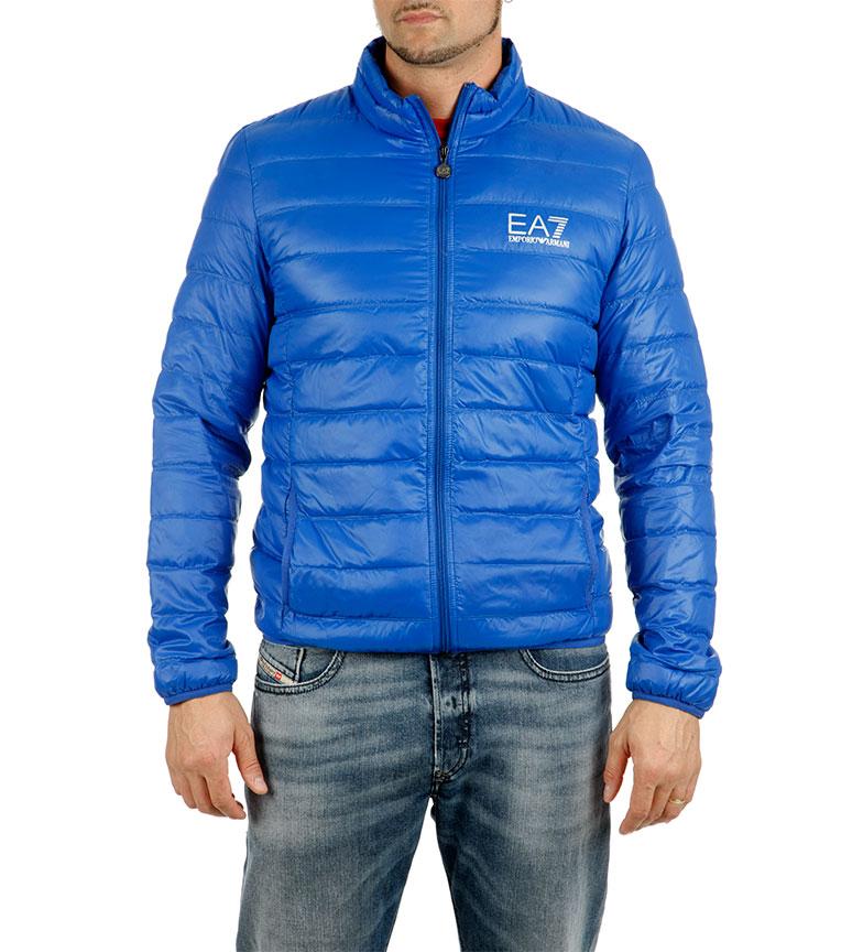 Comprar EA7 Emporio Armani  Giacca trapuntata EA7 blu royal