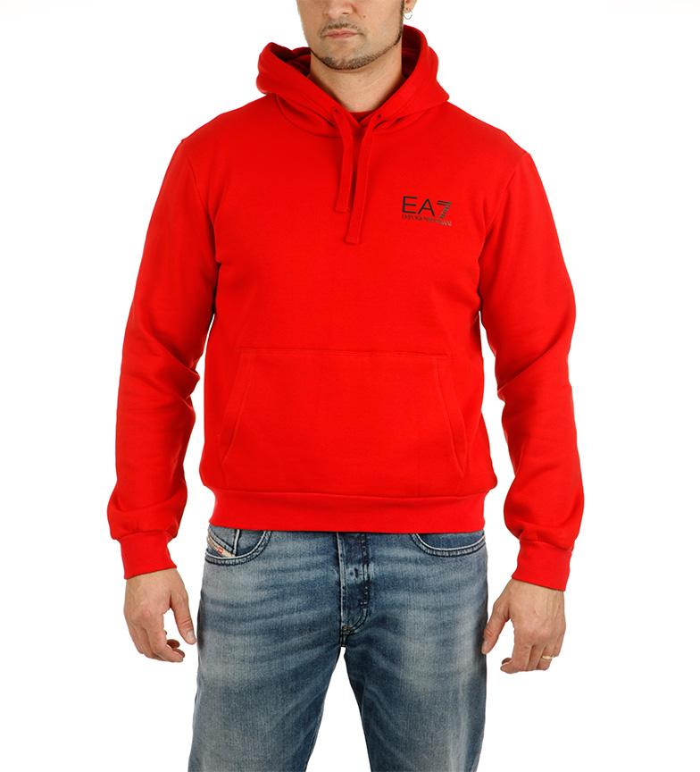 Comprar EA7 Emporio Armani  Sudadera EA8 Felpa rojo
