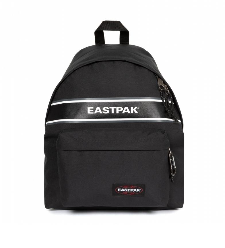 Eastpak Sac à dos rembourré Pak'R noir -40x30x18cm