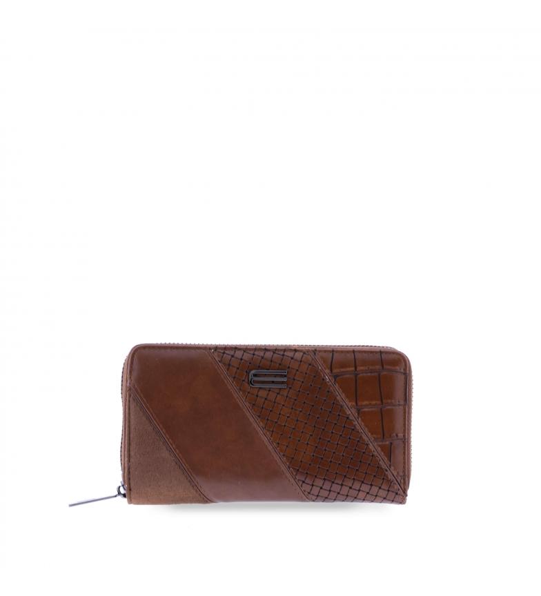 Comprar EFERRI Carteira carteira Armix carteira por EFERRI camelo -17x10x3cm