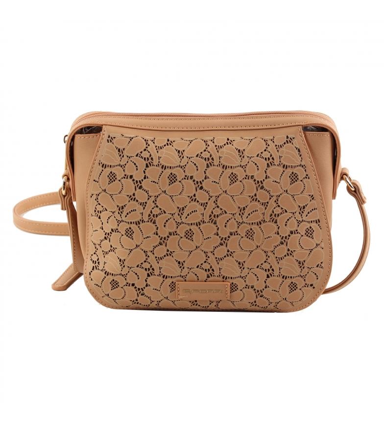 Comprar EFERRI EFERRI shoulder bag Anamur pink -26x10x21cm