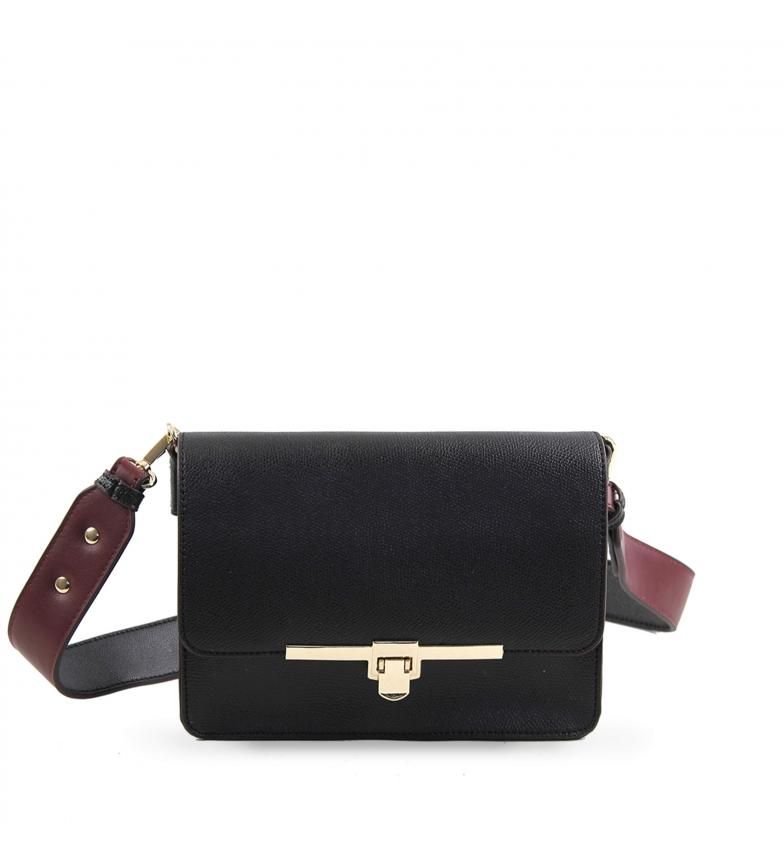 Comprar EFERRI EFERRI Argenta shoulder bag black -23x16x9cm