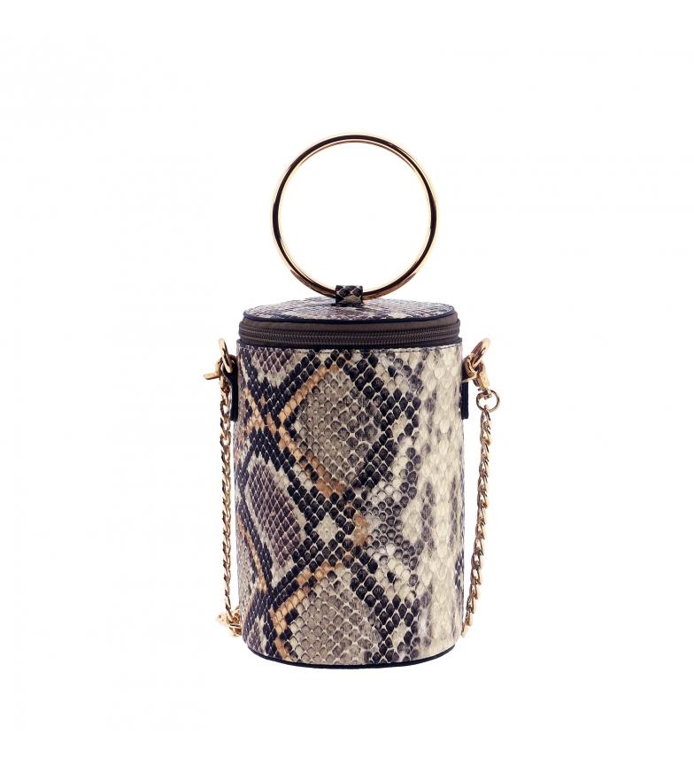 Comprar EFERRI EFERRI Bailly party bag bege -18x10x10x10cm