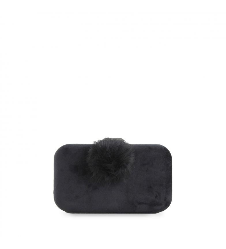 Comprar EFERRI Pochette EFERRI Rabbit nera -19x11x4cm-