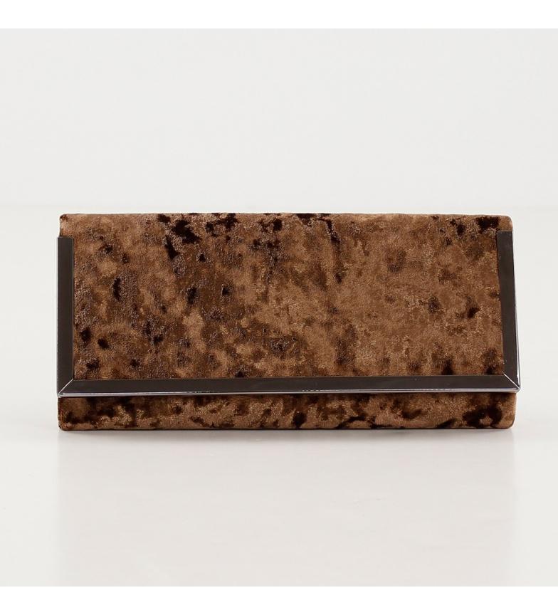 Comprar EFERRI EFERRI Fontanars sac de fête taupe -26,5x13,5x4,5cm