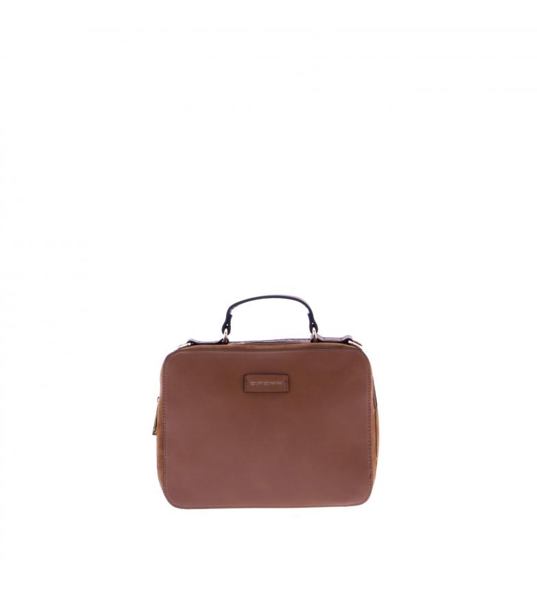 Comprar EFERRI EFERRI camel Viry handbag