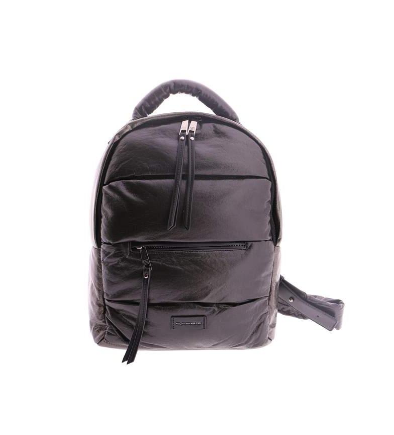 Comprar EFERRI Mochila Lucey de EFERRI negro -27x10x35cm-