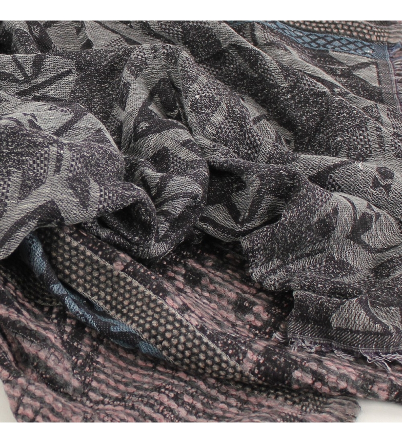 Comprar EFERRI Cachecol multicolor de ceroulas -180 x 60cm
