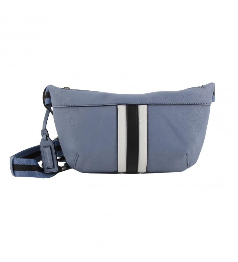 Comprar EFERRI Saco azul EFERRI Tribanda Bum bag -30x16x6cm