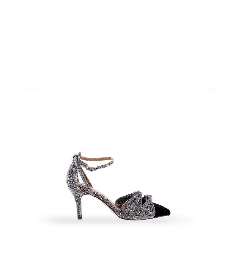 Comprar EFERRI Scarpe da festa Chaumot grigie -Altezza del tacco: 7 cm-