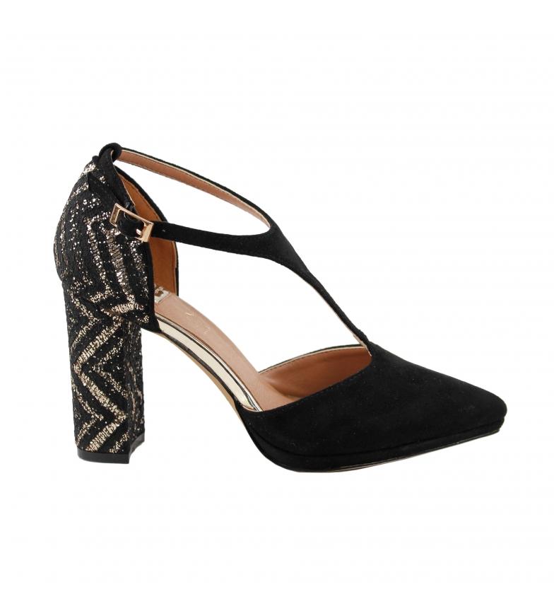 Comprar EFERRI EFERRI scarpa da festa Cristina oro-Altezza tacco: 9cm-