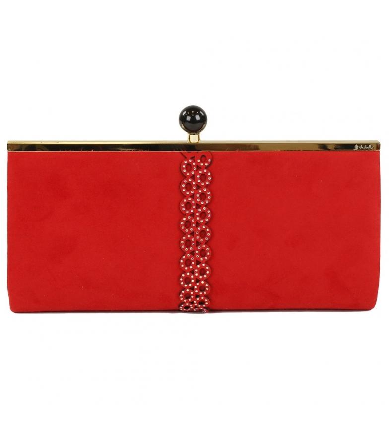 Comprar El Caballo Saco de festa Góngora vermelho -31x15x4.5 cm
