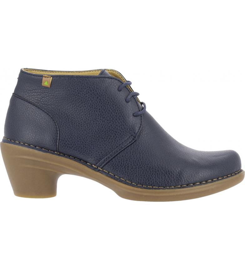 Comprar EL NATURALISTA N5326t Vegan Ocean Rugged / Aqua blue ankle boots -Heel height: 5,5cm