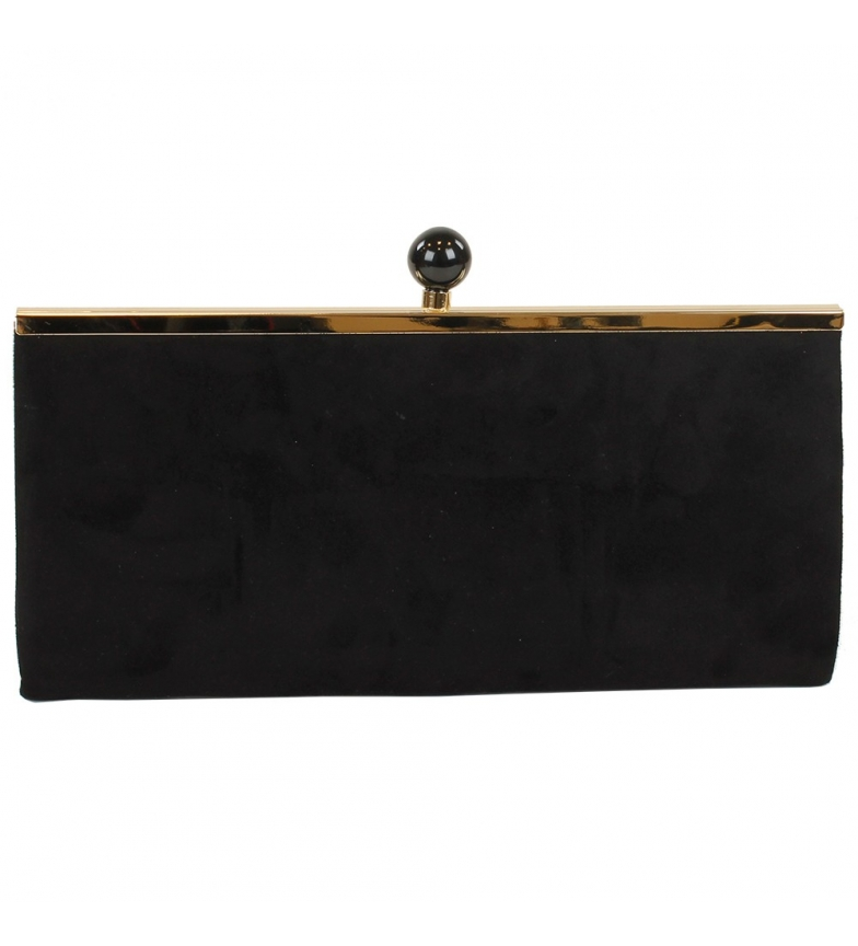 Comprar El Caballo Góngora party bag black -31x15x4.5 cm