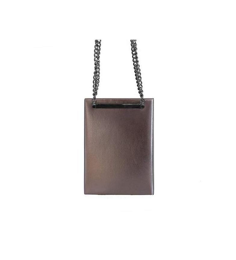 Comprar El Caballo Bolso Nájera cobre -11x16x5 cm-
