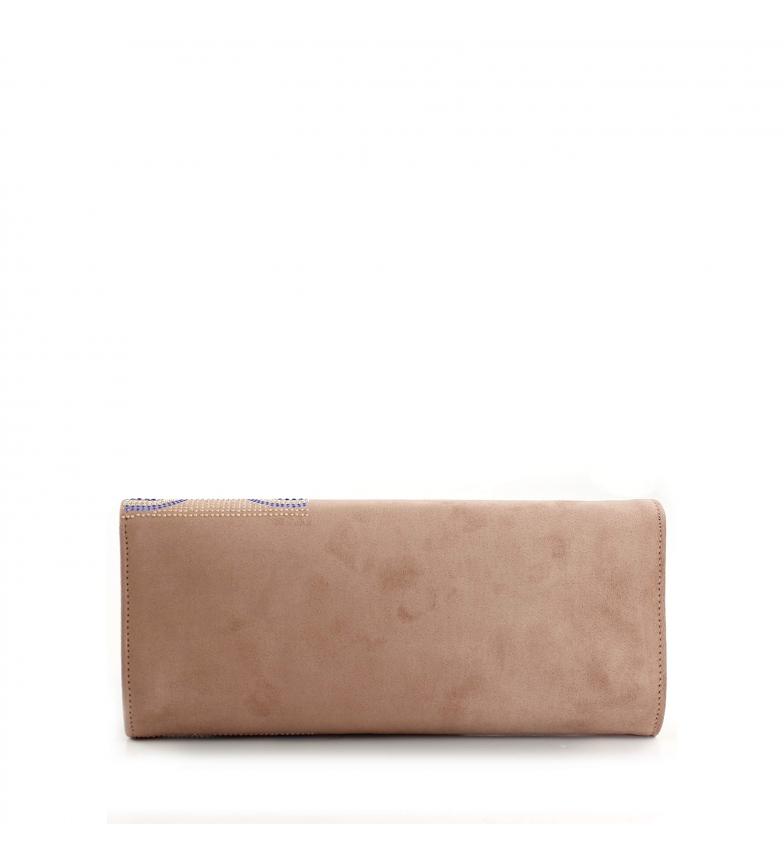 Comprar El Caballo Borsa da festa Utrera rosa -29x13x3 cm-