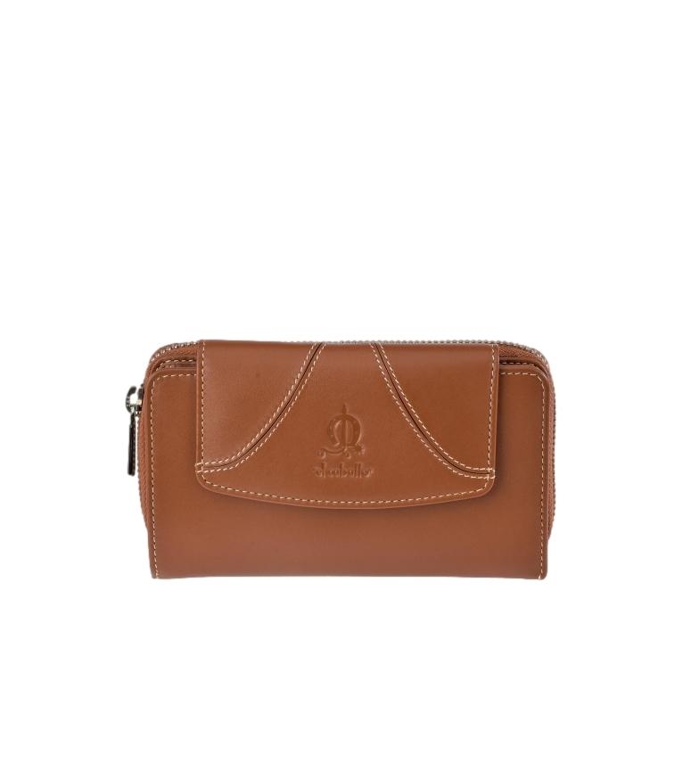 Comprar El Caballo Sedamar leather wallet -16x9x3cm