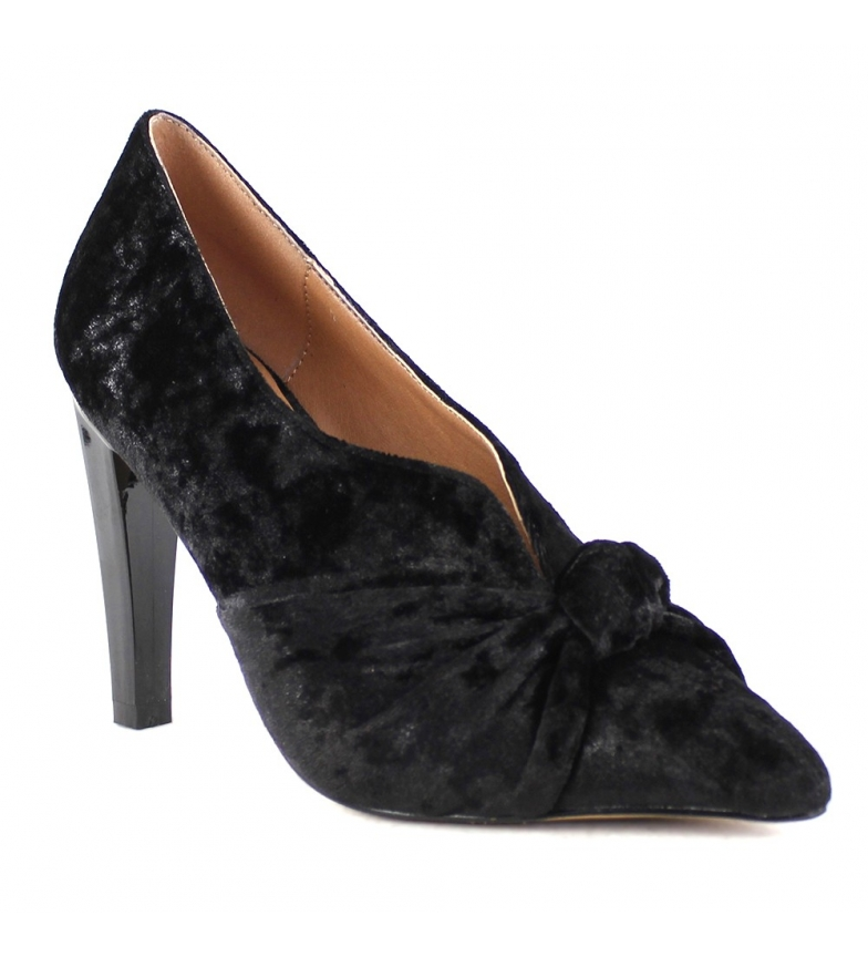 Comprar El Caballo Sapato de festa Pilas preto - Altura do calcanhar: 10cm