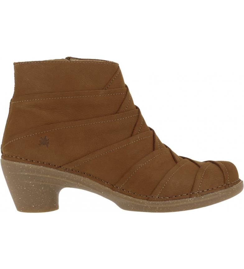 Comprar EL NATURALISTA Stivali in pelle N5337 Pelle piacevole -Altezza del tacco: 5,5 cm