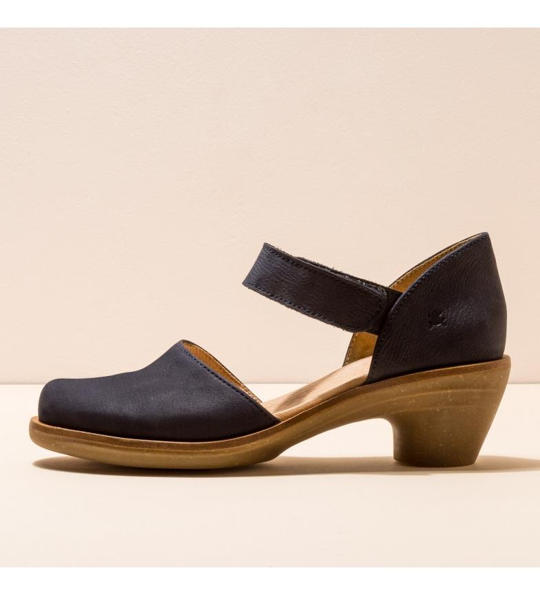 Comprar EL NATURALISTA Chaussures en cuir N5365 Aqua navy -Hauteur du talon : 5,5cm- -Hauteur du talon : 5,5cm- -Chaussures en cuir N5365 Aqua navy -Hauteur du talon : 5,5cm-.