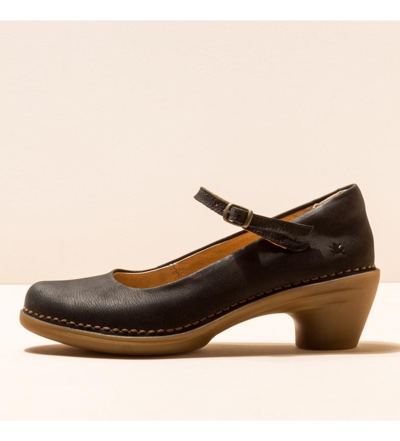 Comprar EL NATURALISTA Chaussures en cuir N5370 Aqua noir -Hauteur du talon : 5,5cm- -Chaussures en cuir N5370 Aqua noir -Hauteur du talon : 5,5cm- -Hauteur du talon : 5,5cm-.
