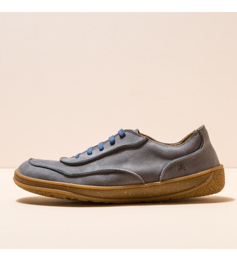 Comprar EL NATURALISTA Leather sneakers N5393 Amazonas blue