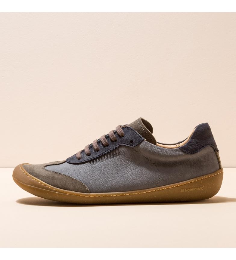 Comprar EL NATURALISTA Zapatillas de piel N5766 Multi Pawikan azul