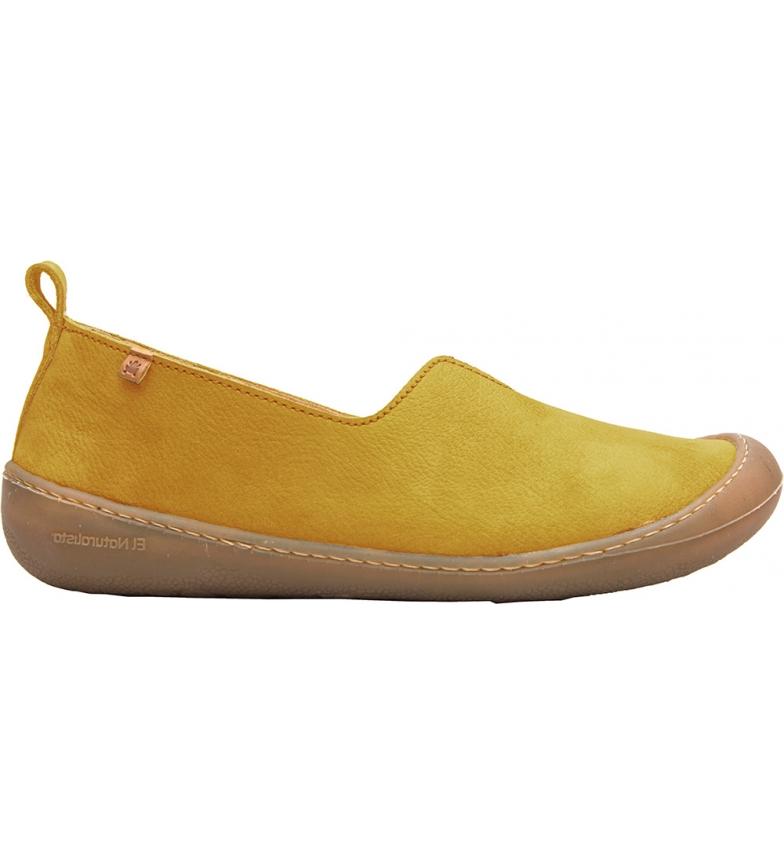 Comprar EL NATURALISTA Scarpe in pelle N5769 Pawikan gialle
