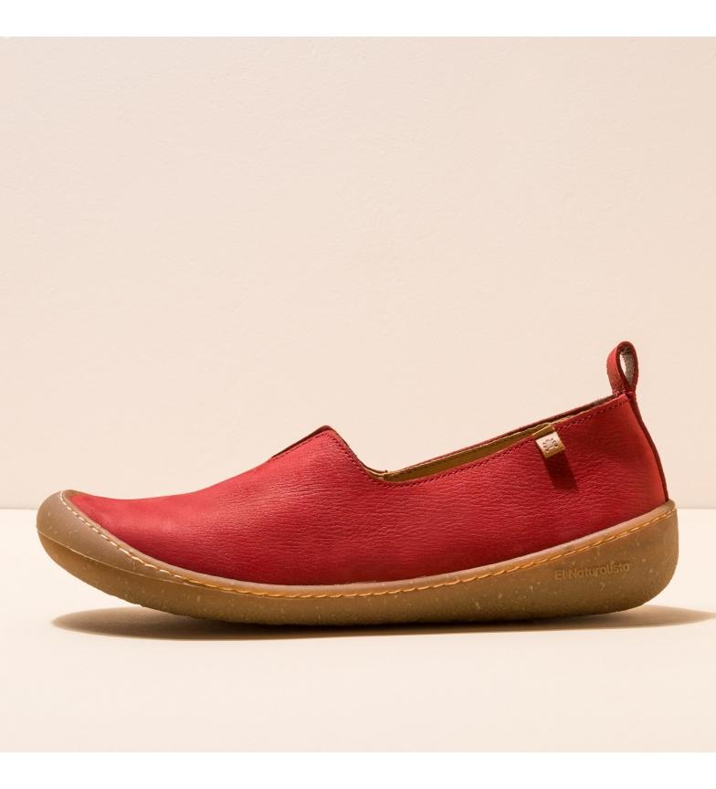 Comprar EL NATURALISTA Scarpe in pelle N5769 Pawikan rosse