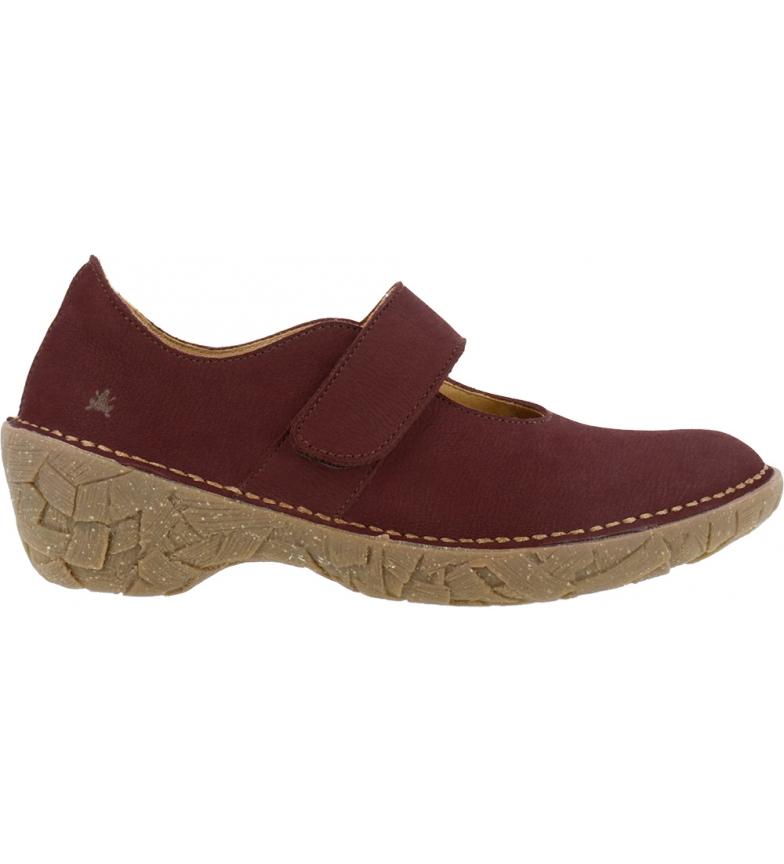 Comprar EL NATURALISTA Zapatos de piel N5780 Pleasant rojo -Altura tacón: 5,5cm-