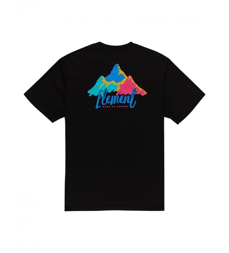 ELEMENT T-shirt Yelton noir