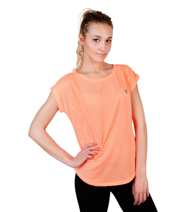 Elle Sport Camiseta t�cnica Skali fucsia
