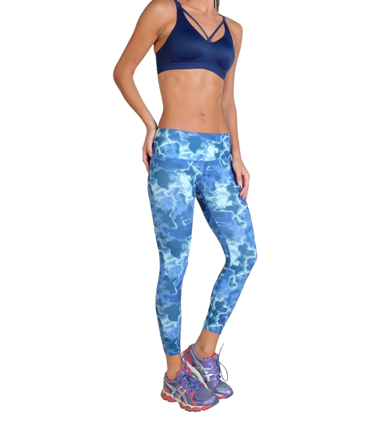 Comprar Elle Sport Mallas Mola azul