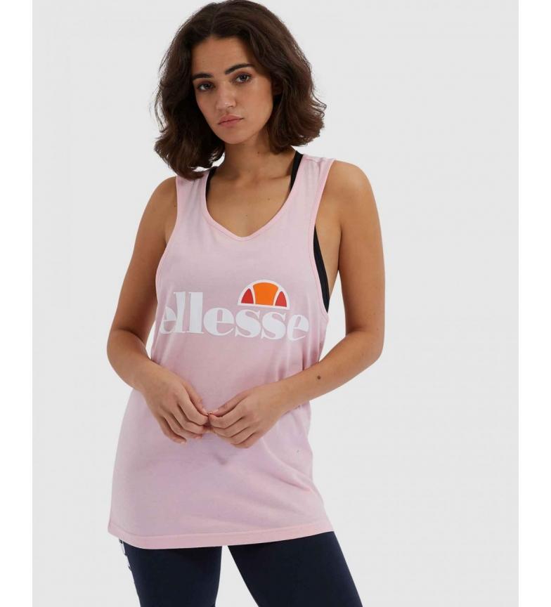 Ellesse Camiseta Abigaille Vest rosa