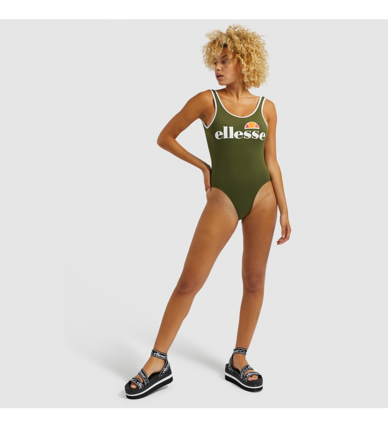 Ellesse Lilly green swimsuit