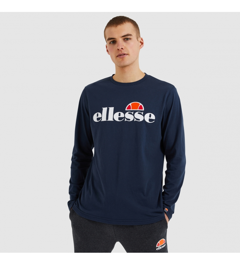 Ellesse T-shirt Sl Grazie blu navy
